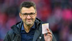 Michael Köllner will mit dem Club an Boden gut machen