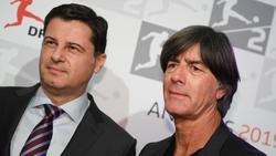 """Auf Joachim Löw udn Co. wartet im Herbst ein """"attraktiver Gegner"""""""