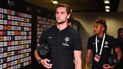 Steht beim FC Bayern hoch im Kurs: Adrien Rabiot von PSG