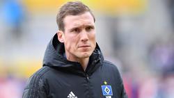 Hannes Wolf blickt bereits auf das Spiel gegen SpVgg Fürth