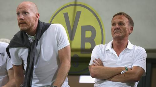 Matthias Sammer hat sich zur Lage beim BVB geäußert