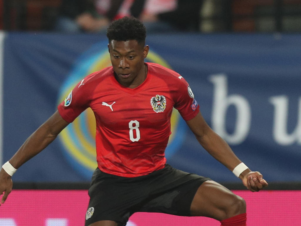 David Alaba wird dem Nationalteam fehlen