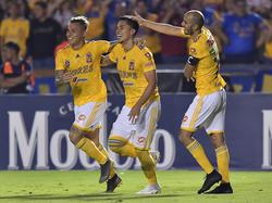 Los Tigres quieren ganar por primera vez la Concachampions. (Foto: Getty)