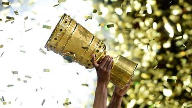 Objekt der Begierde: der DFB-Pokal