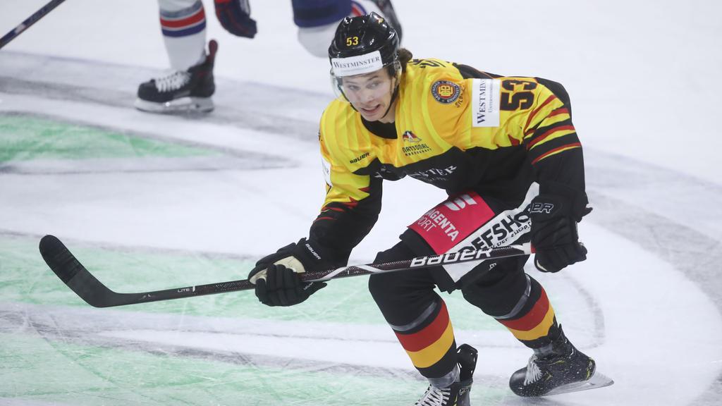 Moritz Seider steht vor einer großen Zukunft