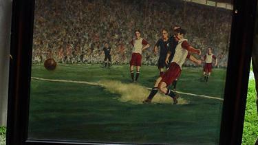 Oskar Rohrs staubiger Elfmeter für den FC Bayern im Finale 1932