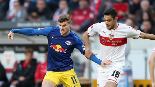 Der VfB Stuttgart profitiert angeblich von einem Werner-Wechsel