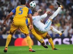El Real Madrid ya no puede fallar más en liga. (Foto: Getty)