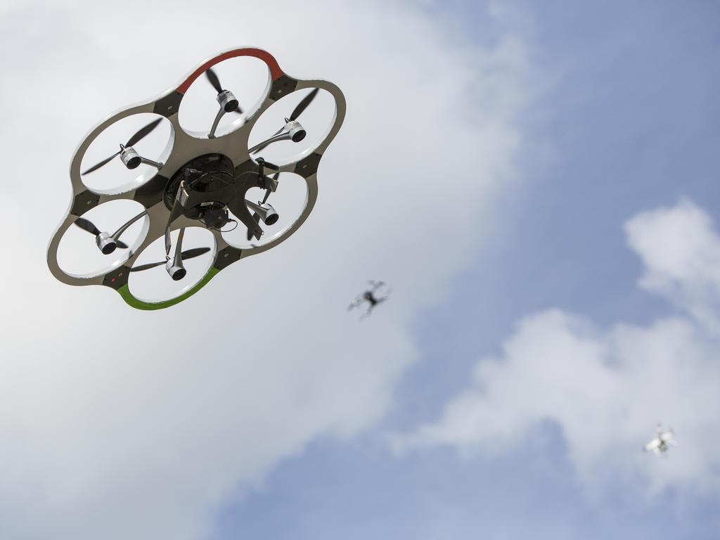 Spionierte Australien vor den WM-Playoffs mit einer Drohne?