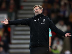 Jürgen Klopp wird wohl nicht zum Rekordtrainer des FC Liverpool