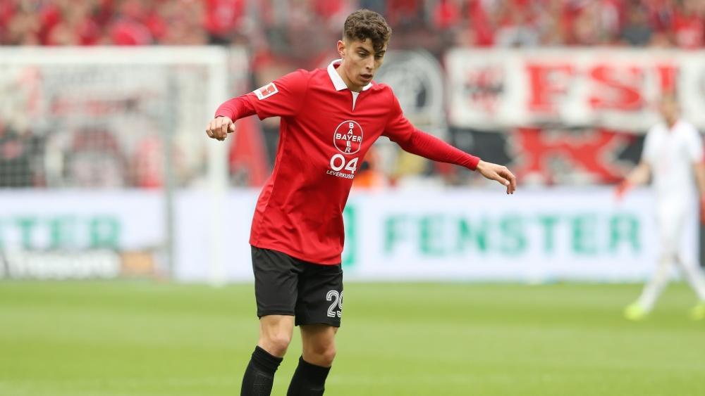Bleibt nächste Saison in Leverkusen: Kai Havertz