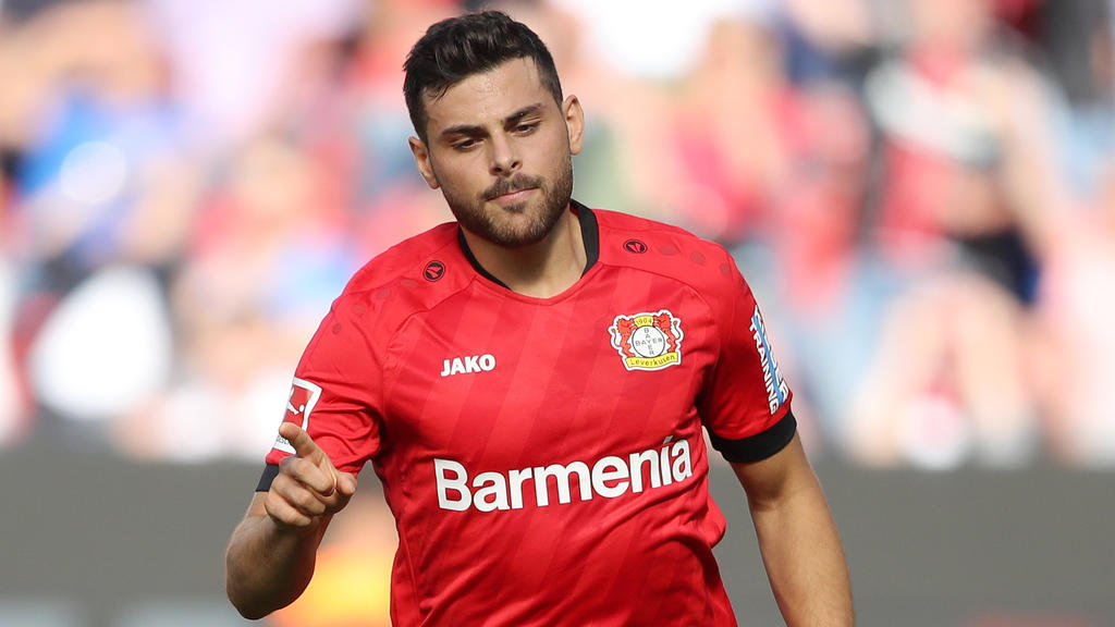 Kevin Volland steht vor einer Vertragsverlängerung bei Bayer Leverkusen