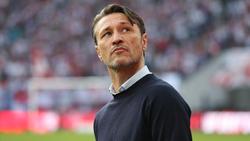 Trainer Niko Kovac hat über die Lage beim FC Bayern gesprochen