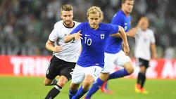 Teemu Pukki spielte einst für den FC Schalke 04