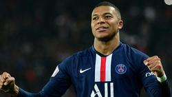 Doppelpack gegen Marseille: PSG-Star Kylian Mbappé