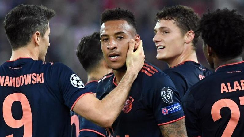 Der FC Bayern rumpelte zum Sieg
