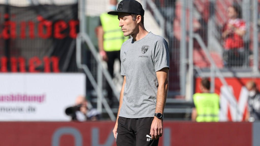 Robert Pätzold beim FC Ingolstadt gefeuert