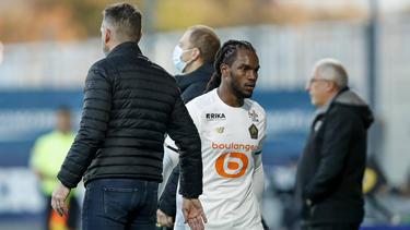 Renato Sanches darf den OSC Lille wohl verlassen