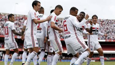 El Sao Paulo es claro favorito ante los peruanos.