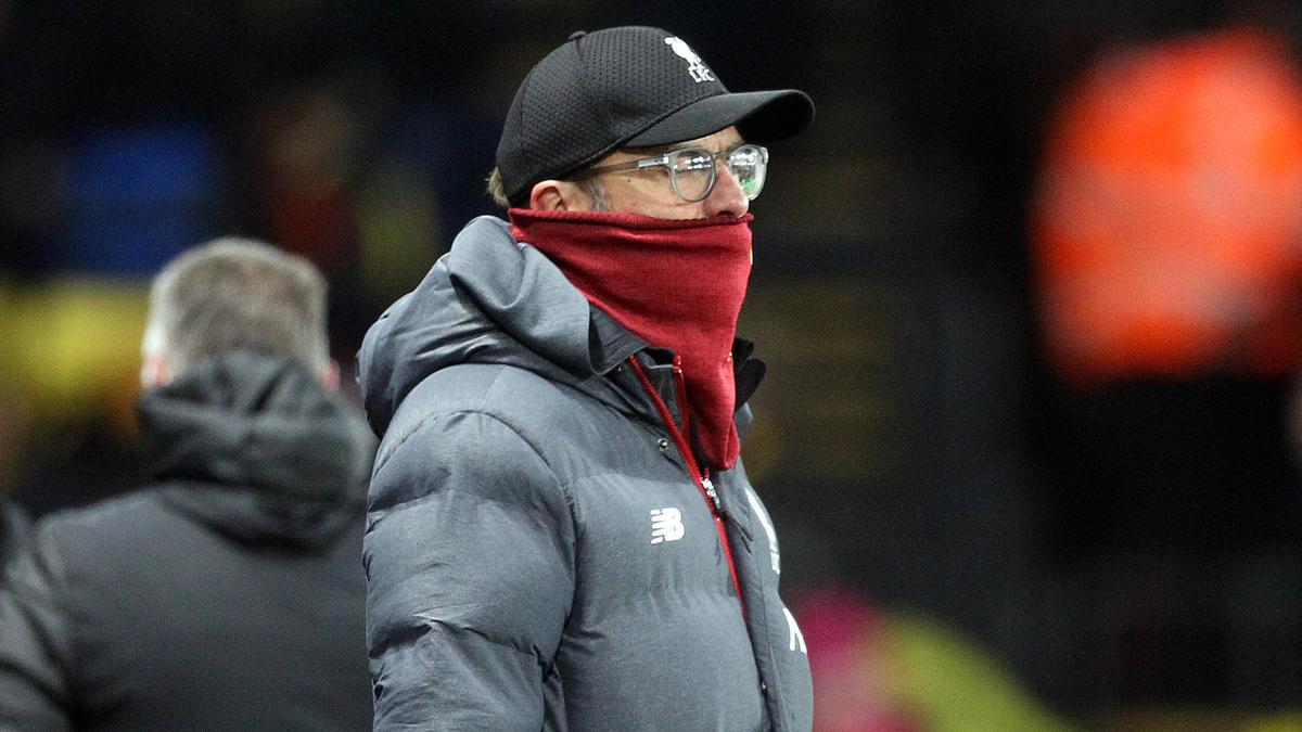 Liverpool hat erstmals seit 44 Spielen verloren