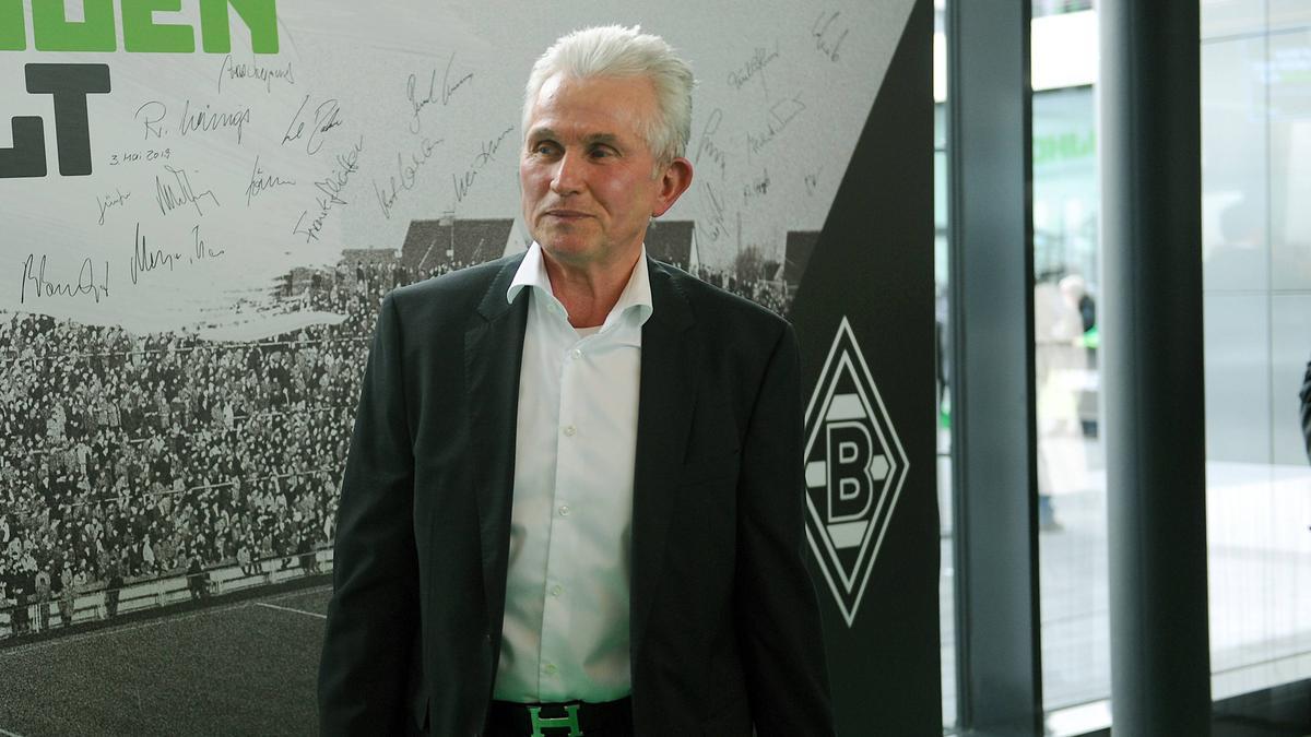 Jupp Heynckes hat in Gladbach und beim FC Bayern Spuren hinterlassen