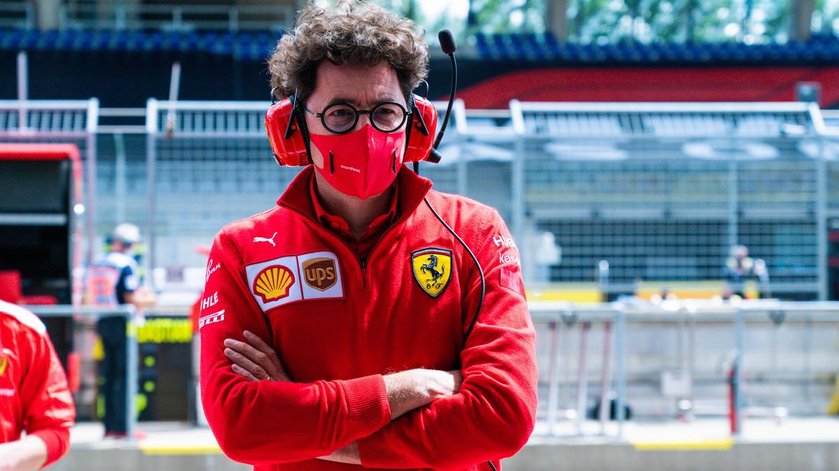 Mattia Binotto und Ferrari stehen in der Kritik