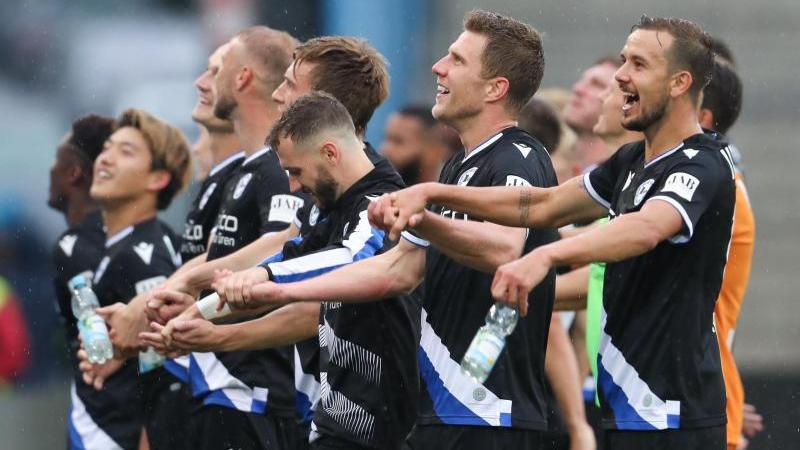 In dieser Saison ist Arminia Bielefeld noch ungeschlagen