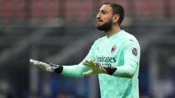 Gianluigi Donnarumma ha cumplido las expectativas en Milán.