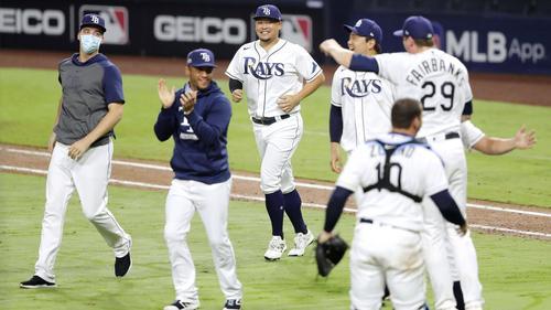 Die Tampa Bay Rays stehen im Finale