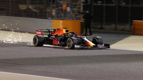 Max Verstappen sorgte für einen neuen Formel-1-Rekord