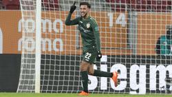 Nicolás González traf zuletzt in Augsburg für seinen VfB