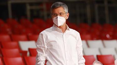 Präsident des FC Bayern: Herbert Hainer