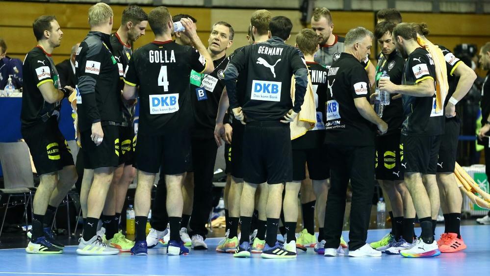 Deutschland könnte bei der Handball-EM auf Frankreich und Dänemark treffen