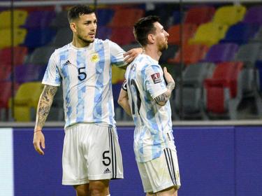 Messi sigue empeñado en alegrar a toda una nación.