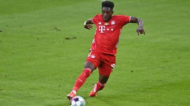 Alphonso Davies wird erst im August nach München zurückkehren