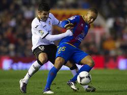 Antonio Barragán gegen Nabil El Zhar