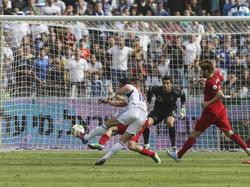 WM-Quali. Europa 2012/2013: Israel vs. Portugal (3:3)