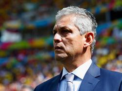 Ecuador-Trainer Reinaldo Rueda stellt hohe Ansprüche an sein Team