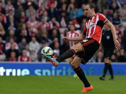 John O'Shea vom Sunderland AFC