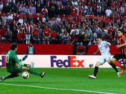 Gameiro bringt Sevilla in Führung