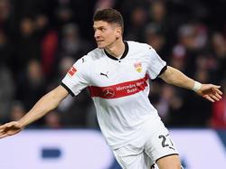 Mario Gomez sorgt beim VfB Stuttgart für Schwung und Tore