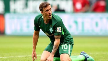 Max Kruse muss vor dem Bundesliga-Start an seiner Fitness arbeiten