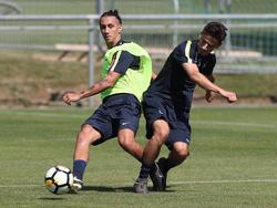Max Sax und Vesel Demaku werden im Sommer gegen QPR testen