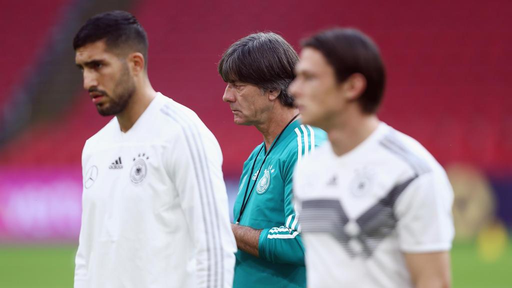 Bundestrainer Joachim Löw steckt mit dem DFB-Team in der Krise
