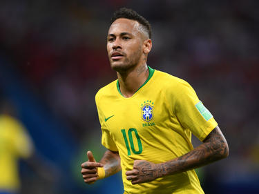 Neymar trägt im brasilianischen Nationalteam seit 2013 den Zehner. © Getty Images/Laurence Griffiths