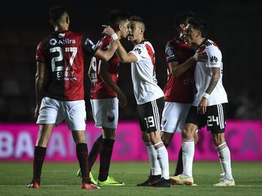 River Plate sueña con conseguir el pase a siguiente ronda. (Foto; Getty)