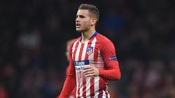 Lucas Hernández steht angeblich vor einem Wechsel zum FC Bayern