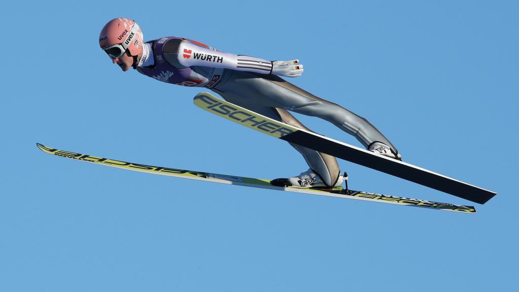 Kehrt auf die Schanze zurück: Skispringer Severin Freund