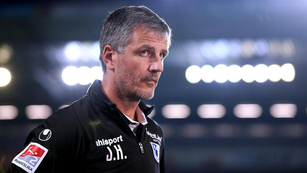 Jens Härtel soll Hansa Rostock übernehmen