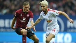 Nürnberg bleibt im 18 Spiel in Folge ohne Sieg
